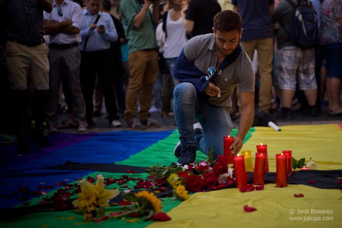 jordi boixareu, barcelona, vigil, orlando shooting
