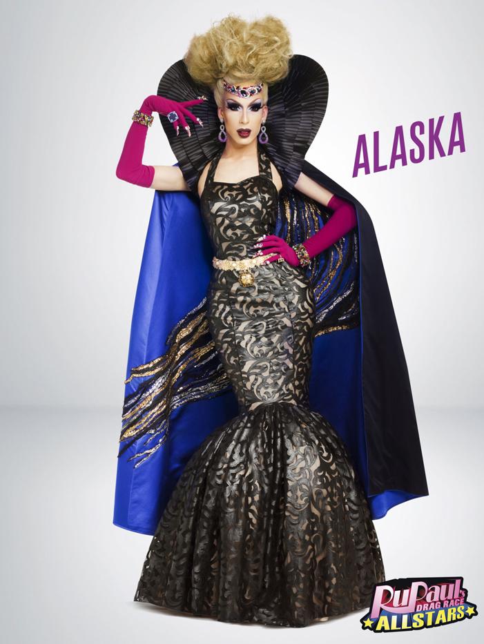 Alaska Thunderfuck, RuPaul's Drag Race, All Stars 2, drag queen, LOGO TV, gay