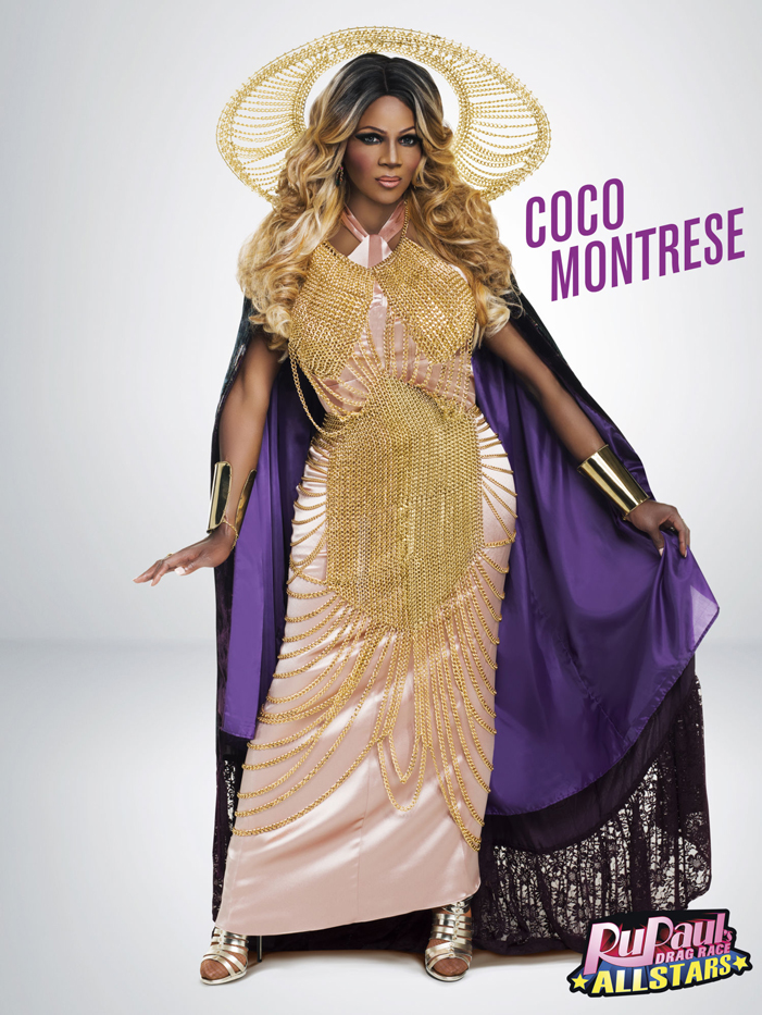 Coc Montrese, RuPaul's Drag Race, All Stars 2, drag queen, LOGO TV, gay