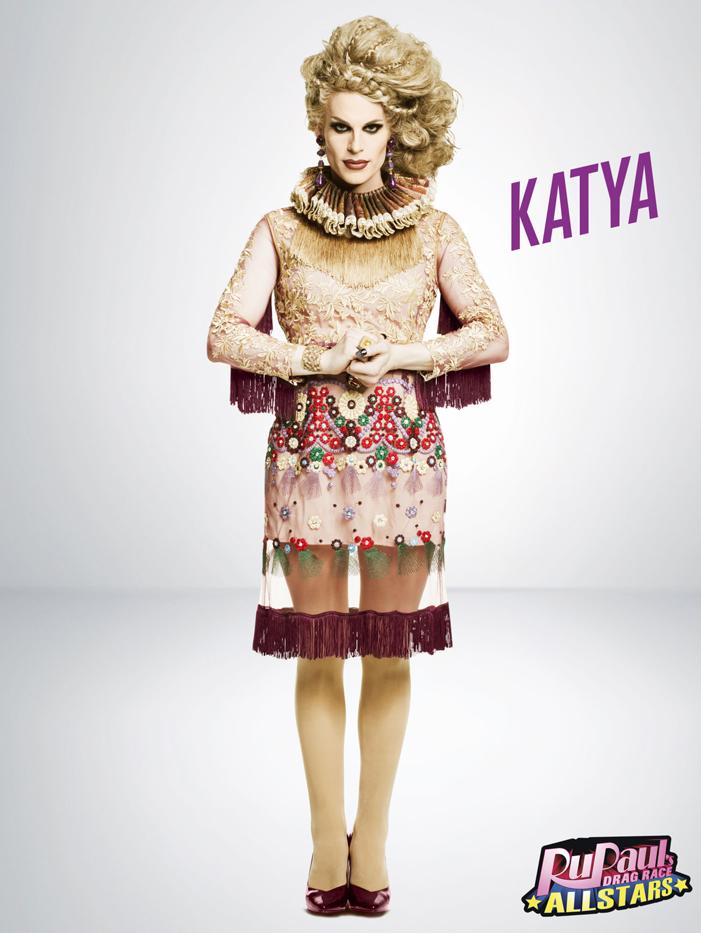 Katya, RuPaul's Drag Race, All Stars 2, drag queen, LOGO TV, gay