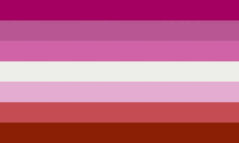 lesbian alternate lgbt flags pride flags