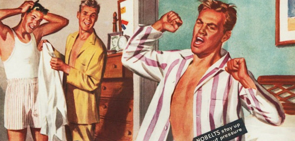 At Ease, Men: A Brief History of Gay Advertising