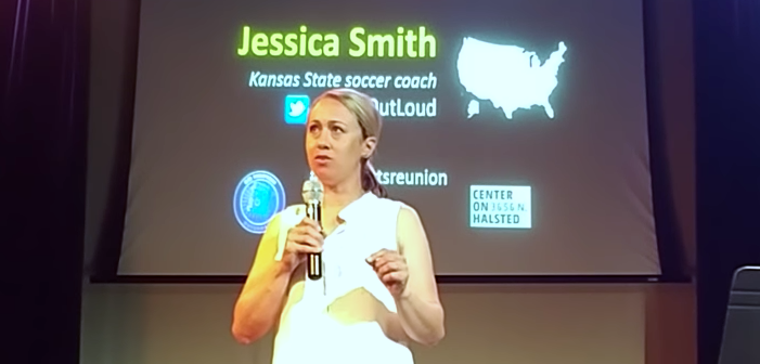 soccer, queer, coming out, jessica smith, suicide, soccer, outsports