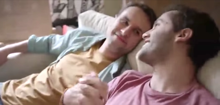 colgate, ad, gay, lgbtq, good news,