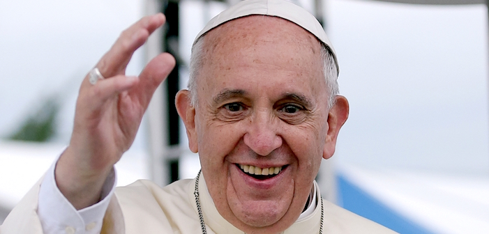 The Pope Says The Church Owes Queers An Apology