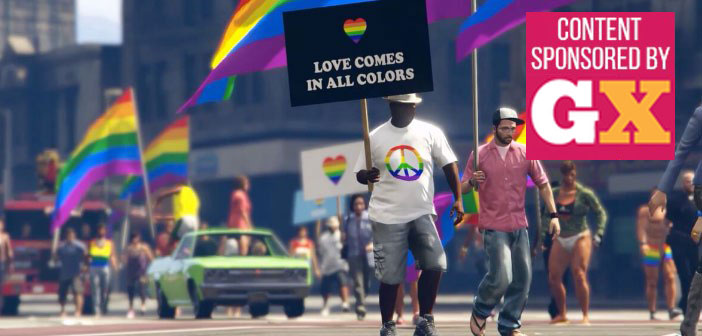 You Can Now Attend A Pride Parade In <em>Grand Theft Auto 5</em>