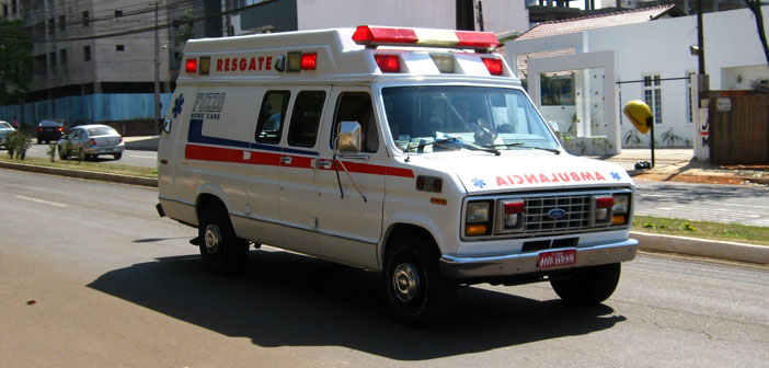ambulance, emergency, vehicle, meat wagon, Brazil