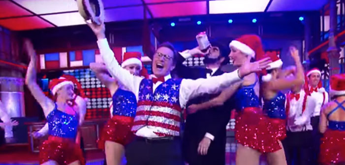 Stephen Colbert, Republican National Convention, RNC, Late Night with Stephen Colbert, musical