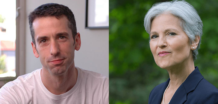 gay activist, LGBTQ, sex columnist, Dan Savage, Green Party, presidential candidate, Jill Stein