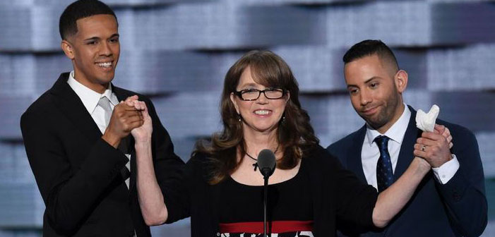 VIDEO: Heartbreaking DNC Speech From Mom Who Lost Her Son In Orlando