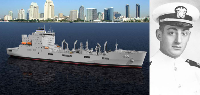 USS Harvey Milk, Navy, vessel