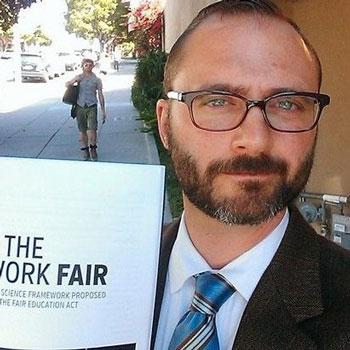 Don Romesburg, California, LGBT, history, professor