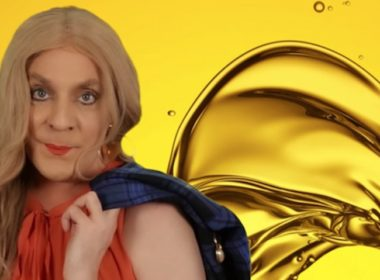 drew droege, chloe sevigny, drag, character, sewers of paris