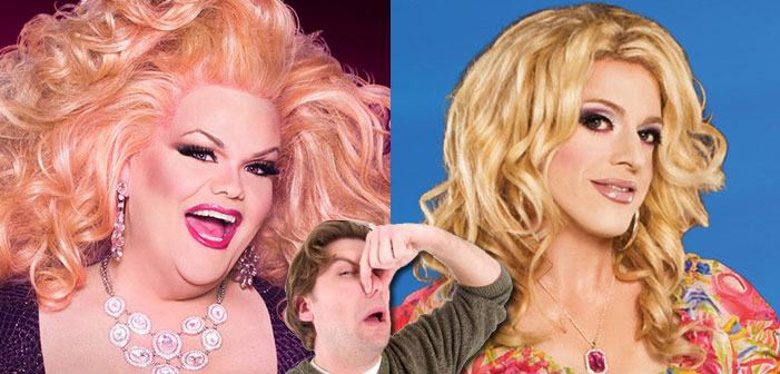 RuPaul's Drag Race, Pandora Boxx, Darienne Lake, drag queens