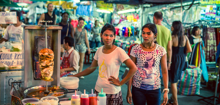 Visiting Bangkok? Our Thai Phrasebook Will Help You Flirt And Find What You Need