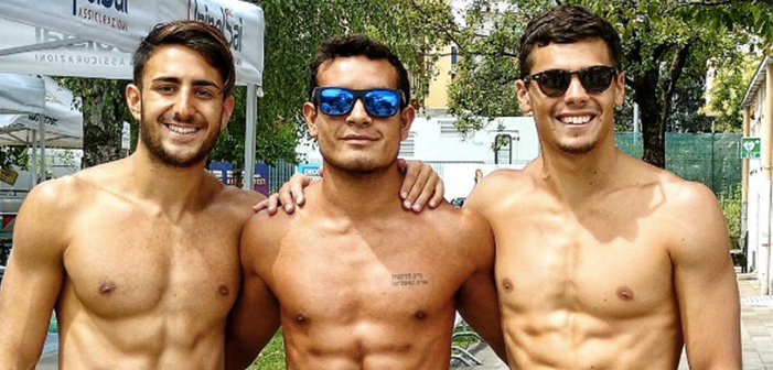 PICS: The 10 Out Male Olympic Athletes to Root for at Rio 2016