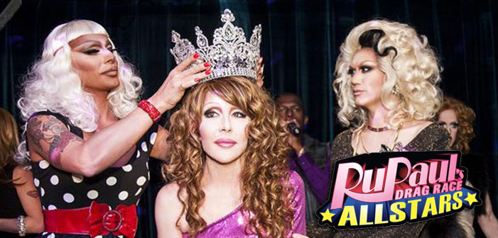 Chad Michaels, Manila Luzon, Raven, RuPaul's Drag Race All-Stars, RuPaul's All-Stars Drag Race