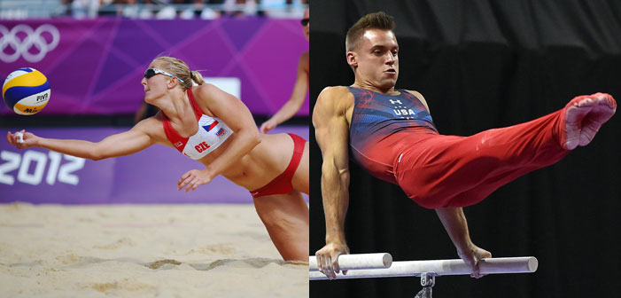 Rio 2016, Olympics, Olympic Games, Brazil, gymnastics, men, womens, beach vollyball, how to watch, TV, schedule