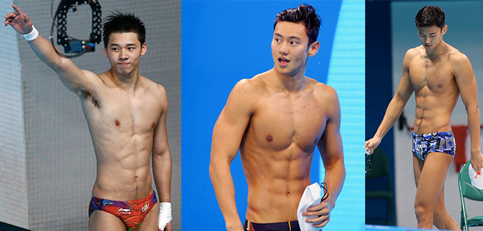 RIO 2016: These Asian Athletes Are So Sexy You Won't Stop Drooling