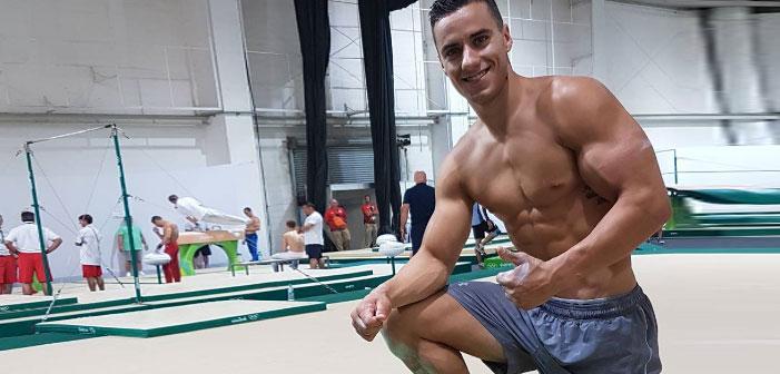 Jake Dalton, United States, Gymnastics, Rio 2016, Olympics, Rio De Janeiro, Sports