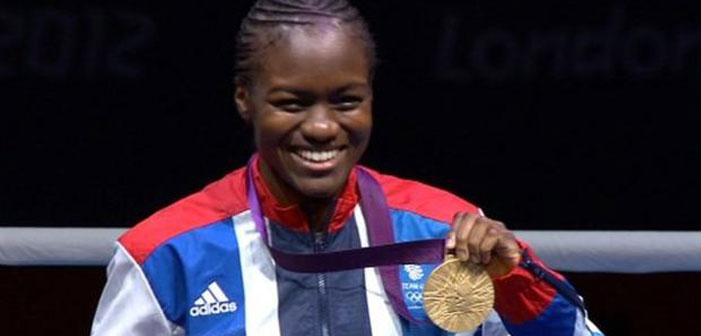 Nicola Adams, Great Britain, boxing, lesbian, Olympics, gold medal, Rio 2016, Summer Games, Black, woman