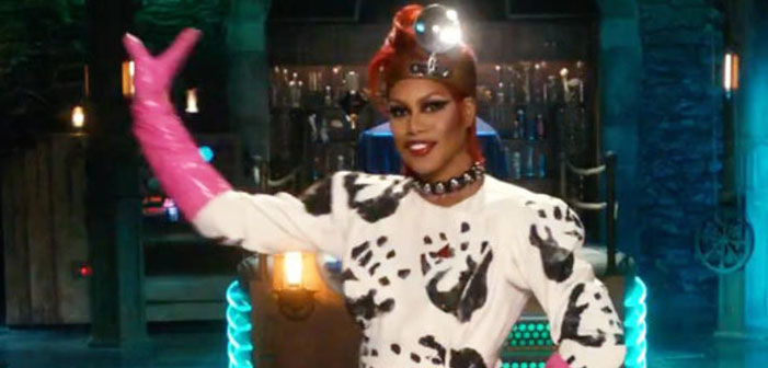 "What Does Trans Actress Laverne Cox Think About Playing a ""Transvestite"" in 'Rocky Horror'?"