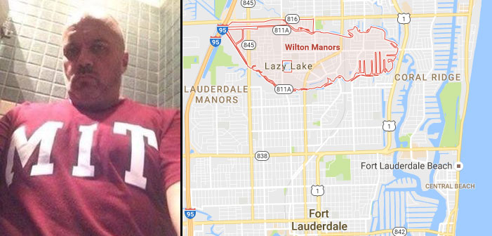 Craig Jungwirth, Orlando, Pulse, shooting, threat, MIT, Florida, Wilton Manors