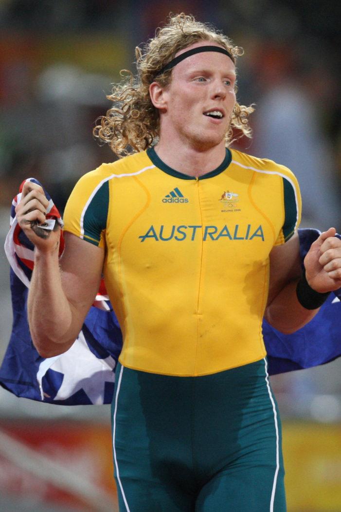 Steve Hooker, Australia, Olympics, Bulge, Dick, Beijing