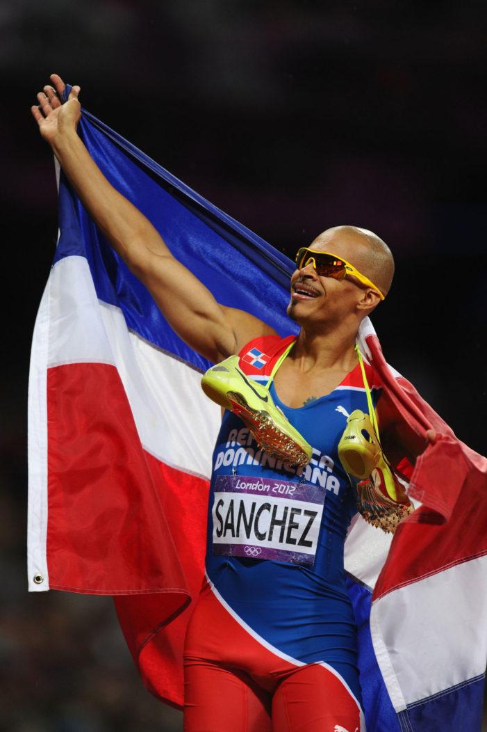 Felix Sanchez, Dominican Republican, sex, dick, bulge, olympics, london