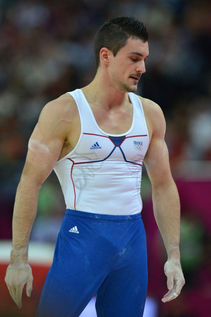 Hamilton Sabot, France, Bulge, Dick, Package, Olympics, London