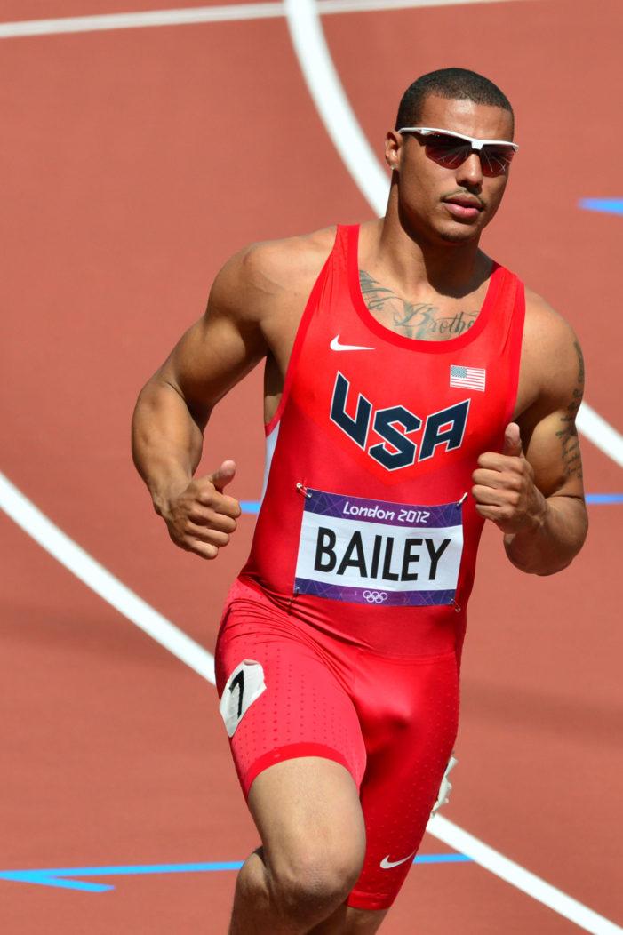 Ryan Bailey, United States, Dick, Bulge, Olympics, London