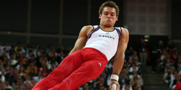 Sam Mikulak, United States, USA, Dick Bulge, Olympics, London