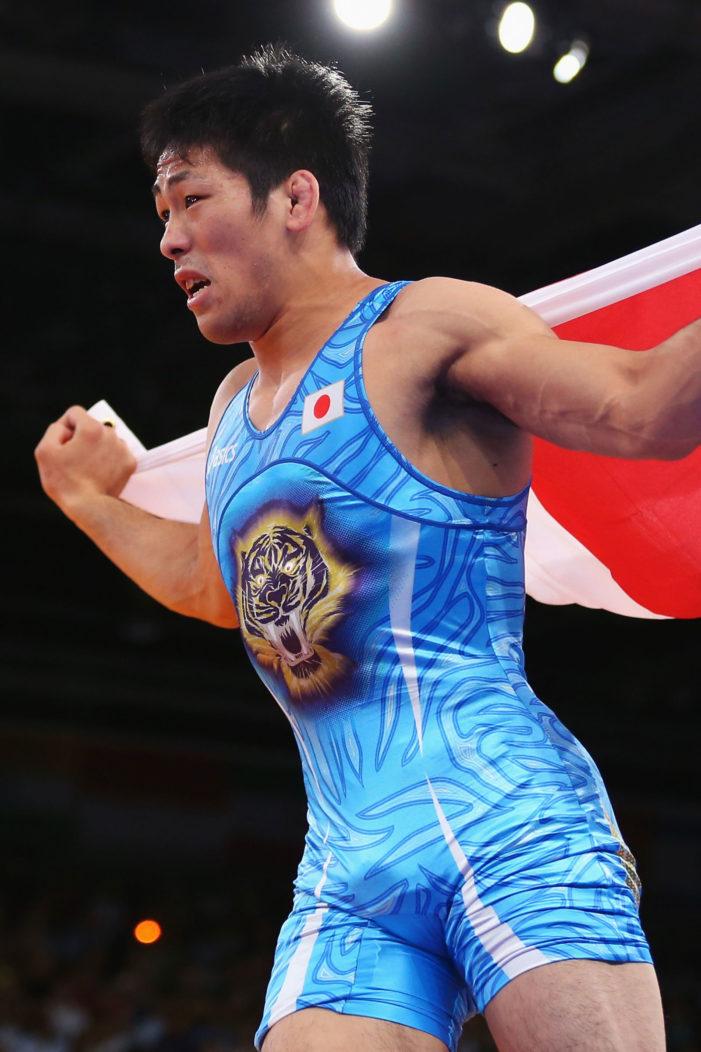 Tatsuhiro Yonemitsu, Japan, Dick Bulge, Olympics, London