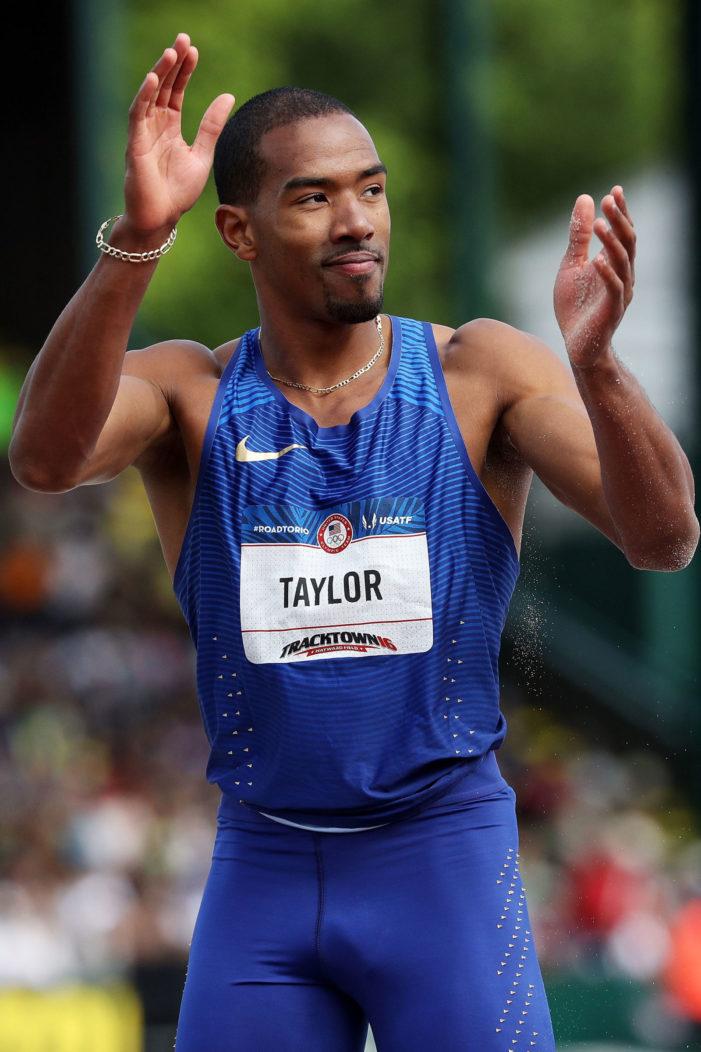 Christian Taylor, United States, Olympics, Dick Bulge, Rio de Janeiro, Trials