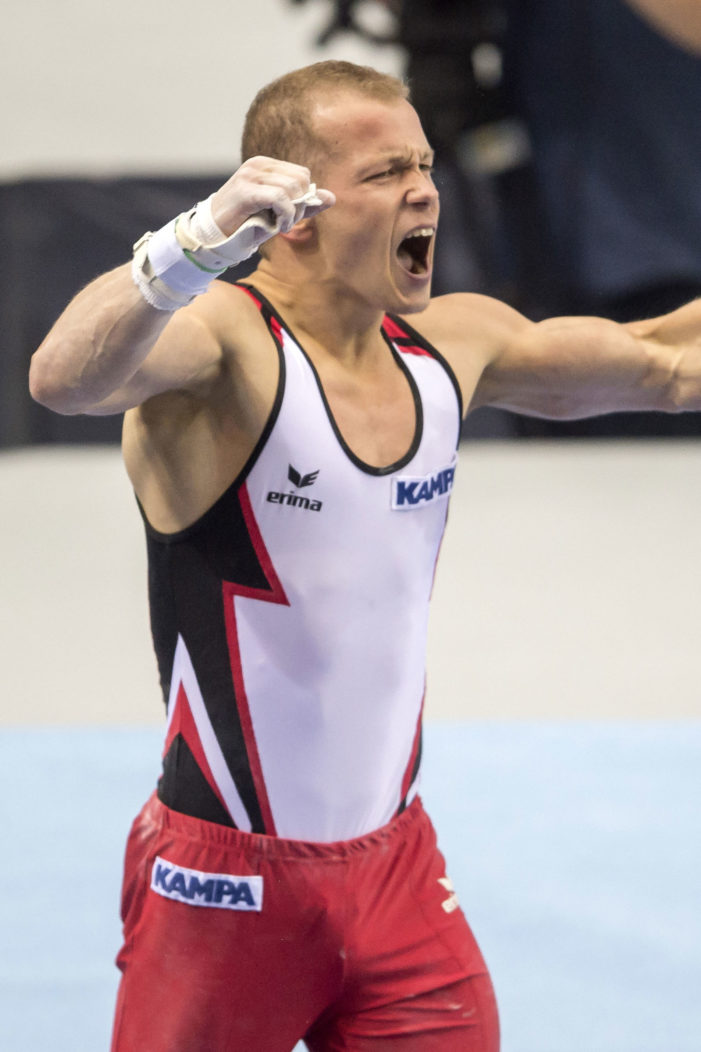 Fabian Hambuechen, Germany, , Olympics, Dick Bulge, Rio de Janeiro, Trials