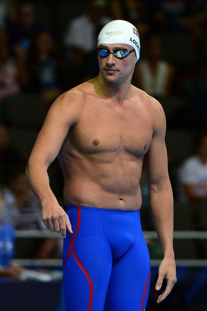 Ryan Lochte, United States, , Olympics, Dick Bulge, Rio de Janeiro, Trials