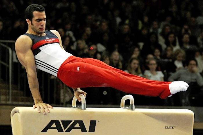 Danell Leyva, United States, Gymnastics, Rio 2016, Olympics, Rio De Janeiro, Sports