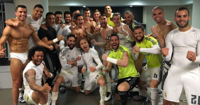 Real Madrid, Cristiano Ronaldo, briefs, underwear, soccer, football, Spanish