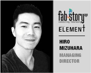 Hiro Mizuhara, Fu Yigi, Fabstory, ALMA Awards, Element magazine