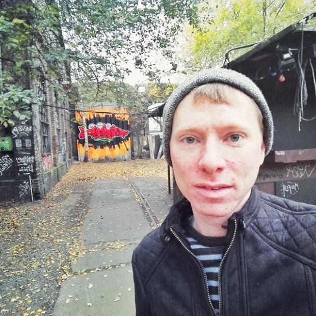berlin, germany, selfie, clubbing, gay travel