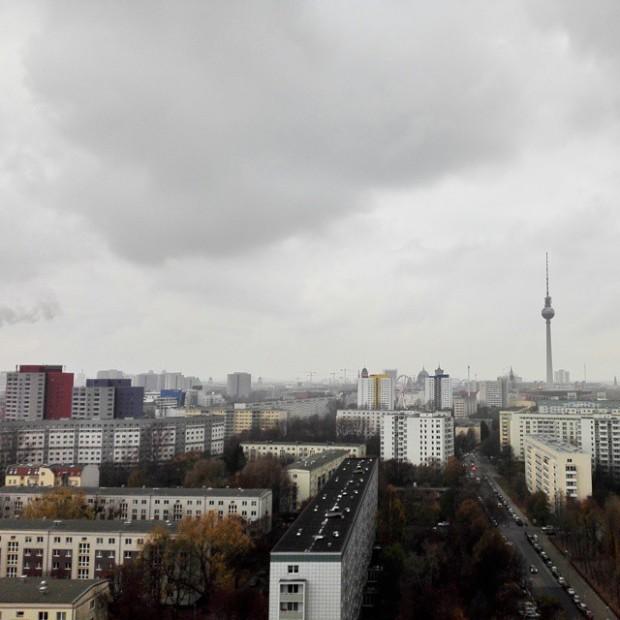 Berlin, Germany, Tower, Expat