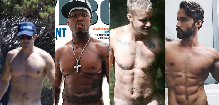 Orlando Bloom, 50 Cent, Justin Bieber, Robert Sepulveda Jr. Prince Charming, nudes, dick pics