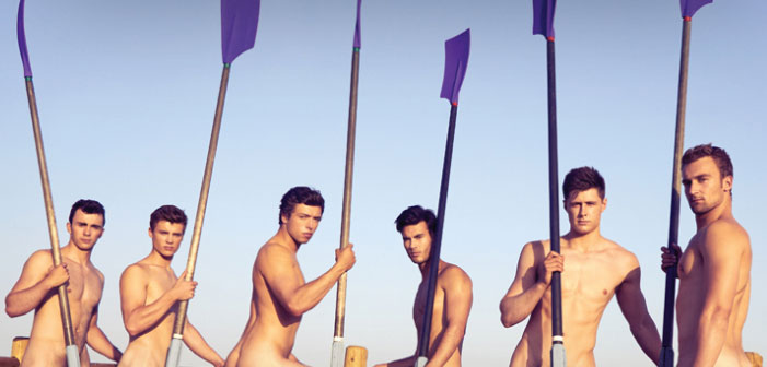 Are These Nude Rowers Actually Helping End Homophobia in Sports?