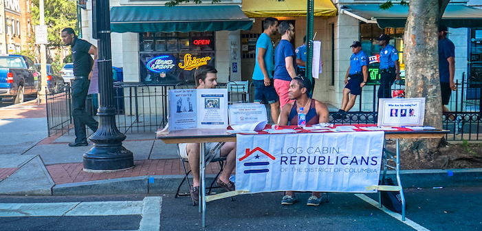 Log Cabin Republicans Approach 40 Years of Nonsense