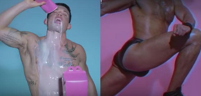 Novo Vídeo Sexy de um Bar Gay Dá Péssimos Conselhos De Dieta e Exercícios