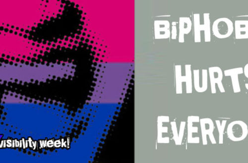 fight biphobia