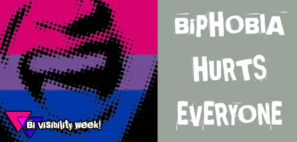 15 Ways You Can Fight Biphobia