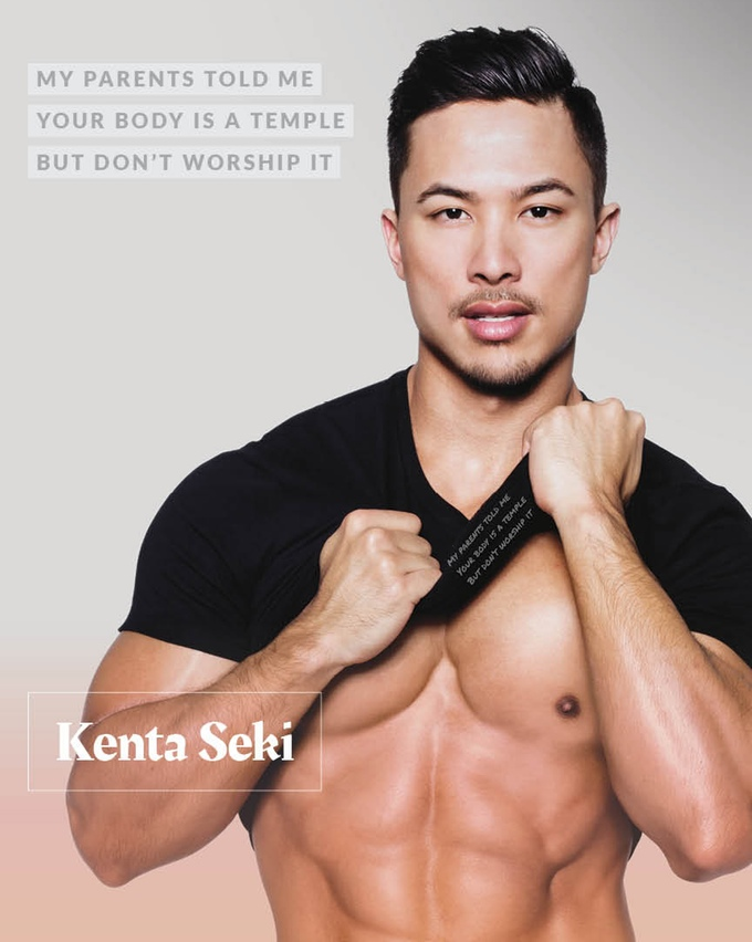Kenta Seki, Fitness, Jillian Michaels, Jeffrey Andre