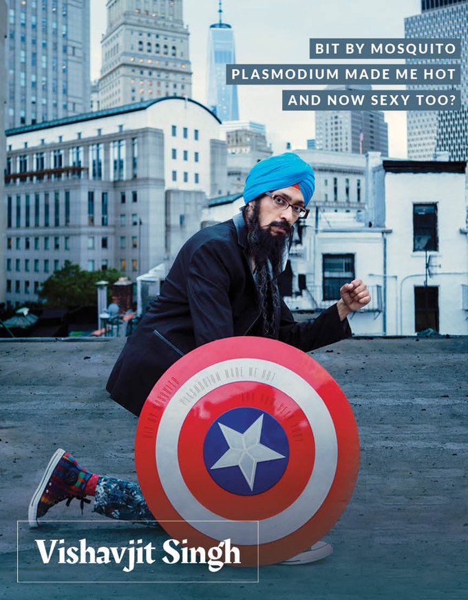 vishavit singh, captain america, haikus on hotties, an rong xu