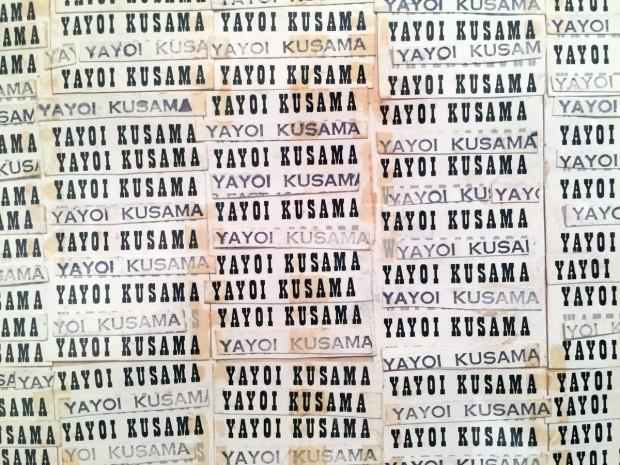 yayoi kusama, in infinity, art, japan, copenhagen, helsinki